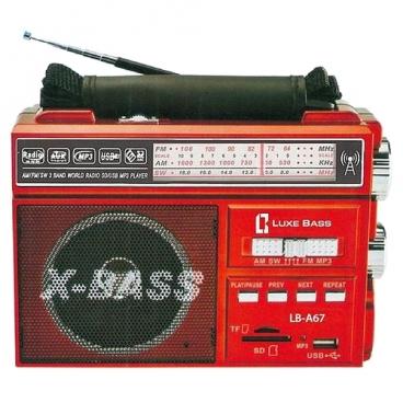 Радиоприемник LuxeBass LB-A67