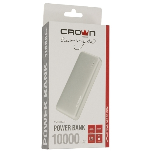 Аккумулятор CROWN MICRO CMPB-604