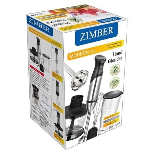 Погружной блендер Zimber ZM-11097