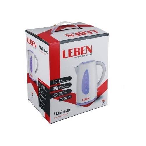 Чайник Leben 291-068