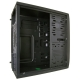 Компьютерный корпус ExeGate QA-410 600W Black