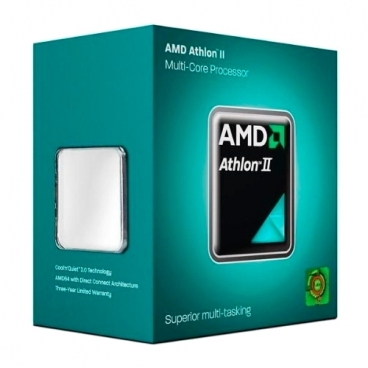 Процессор AMD Athlon II X2 240 (AM3, L2 2048Kb)