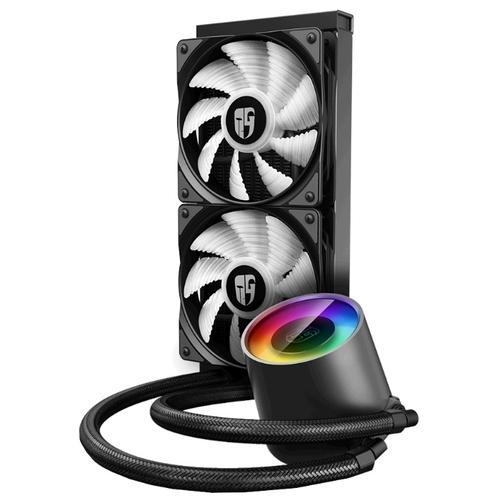 Кулер для процессора Deepcool Castle 240 RGB V2