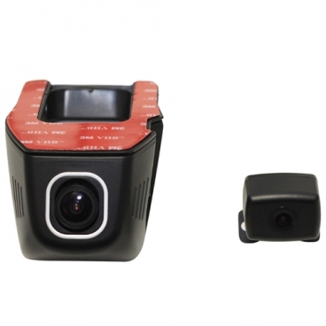 Видеорегистратор RedPower DVR-UNI-N Dual, 2 камеры