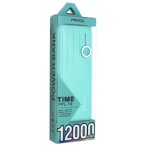 Аккумулятор Remax Proda Time 12000 mAh PPL-19
