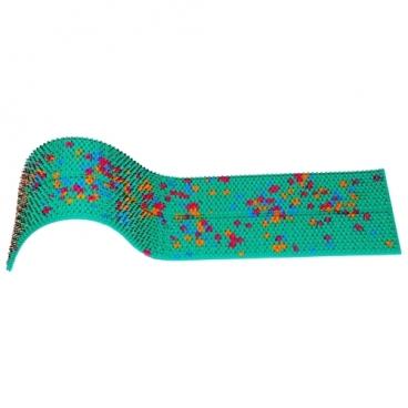 Ляпко коврик двойной, шаг игл 6.2 мм