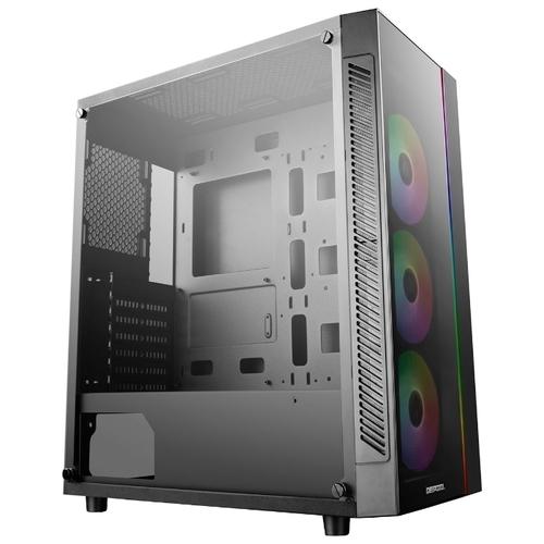 Компьютерный корпус Deepcool Matrexx 55 ADD-RGB 3F Black