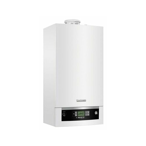 Газовый котел Buderus Logamax plus GB072-14 14.2 кВт одноконтурный