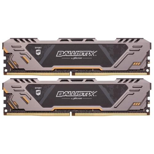Оперативная память 8 ГБ 2 шт. Ballistix BLS2K8G4D26BFSTK