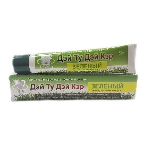 Зубная паста Day2Day Зеленая