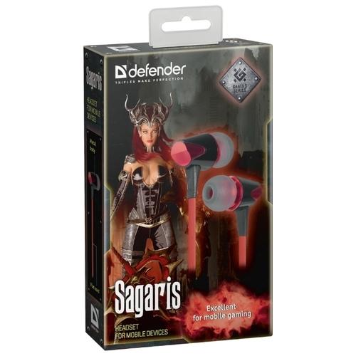 Наушники Defender Sagaris