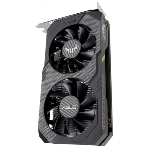 Видеокарта ASUS TUF GeForce GTX 1650 1485MHz PCI-E 3.0 4096MB 8002MHz 128 bit DVI DisplayPort HDMI HDCP GAMING OC