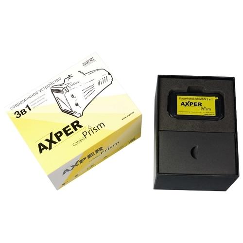 Видеорегистратор с радар-детектором AXPER Combo Prism Pro, GPS