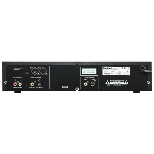 CD-проигрыватель Tascam CD-200iB