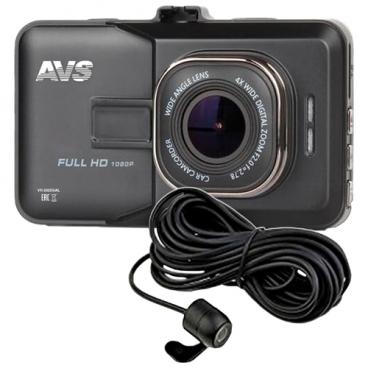 Видеорегистратор AVS VR-202DUAL