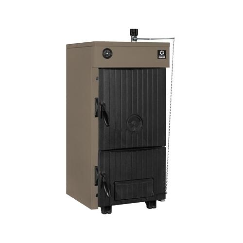 Твердотопливный котел Kentatsu ELEGANT-04 27 кВт одноконтурный