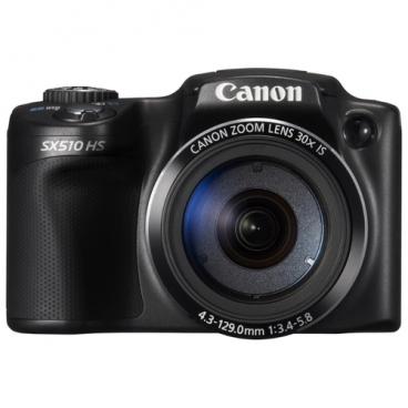 Фотоаппарат Canon PowerShot SX510 HS