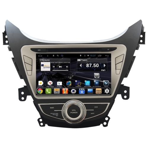 Автомагнитола Daystar DS-7052HD 2008- Hyundai Elantra ANDROID