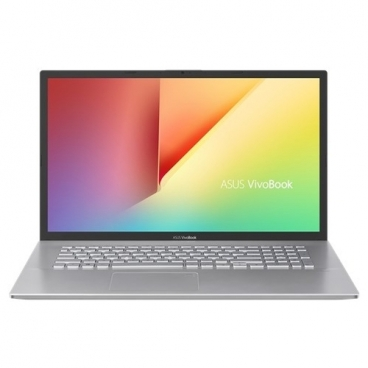 "Ноутбук ASUS VivoBook 17 X712FB-BX014T (Intel Core i5 8265U 1600 MHz/17.3""/1600x900/8GB/1128GB HDD+SSD/DVD нет/NVIDIA GeForce MX110/Wi-Fi/Bluetooth/Windows 10 Home)"