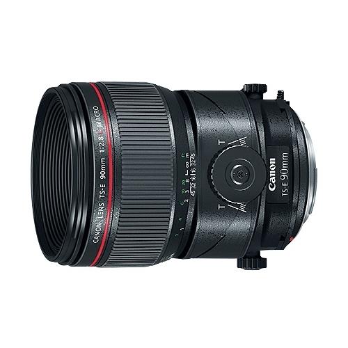 Объектив Canon TS-E 90mm f/2.8L Macro