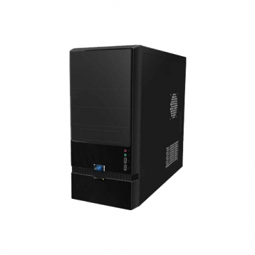Компьютерный корпус IN WIN EC022 450W Black