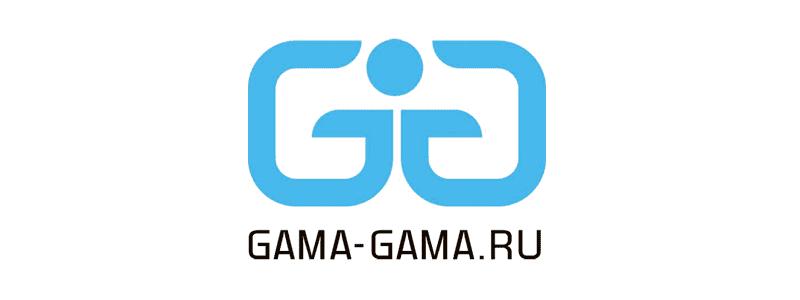 Кэшбэк в Gama-Gama RU + CIS
