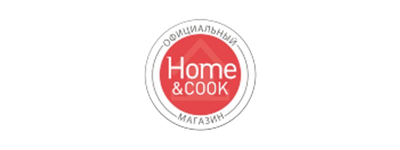 Кэшбэк в Home&cook RU
