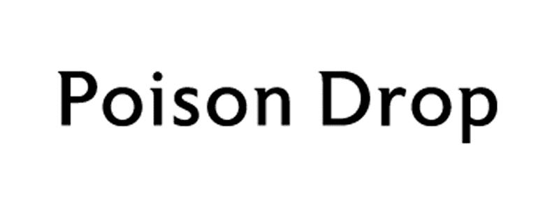 Кэшбэк в Poison Drop