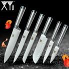 1466.58 руб. 78% СКИДКА|XYj набор кухонных ножей из нержавеющей стали для фруктов и овощей сантоку шеф повара для нарезки хлеба японский кухонный нож набор аксессуаров-in Наборы ножей from Дом и сад on Aliexpress.com | Alibaba Group
