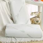 1765.52 руб. 10% СКИДКА|Ортопедическая латексная 50*30 см подушка для шеи волоконная белая медленный отскок пены памяти подушка для шеи здоровье для ухода при болях-in Подушки на кровать from Дом и сад on Aliexpress.com | Alibaba Group