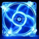 564.97 руб. |Цельнокроеное платье gdstime 140 мм прозрачный синий светодио дный 12 В 4 Pin 140x140x25 мм 14 см ПК компьютер охлаждения кулер вентилятор купить на AliExpress