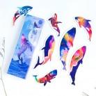 186.43 руб. |Многофункциональная 30 шт цветная бумага для открыток Кита как Закладка бирка Подарочное Украшение скрапбукинг Сделай Сам Оставьте сообщение карта-in Крафт-бумага from Дом и сад on Aliexpress.com | Alibaba Group