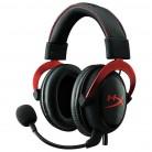 Купить Гарнитура игровая HYPERX Cloud II,  черный  / красный в интернет-магазине СИТИЛИНК, цена на Гарнитура игровая HYPERX Cloud II,  черный  / красный (1111048) - Москва