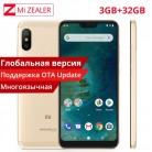 10137.84 руб. |Глобальная версия Xiaomi Mi A2 Lite 3 ГБ Оперативная память 32 ГБ Встроенная память мобильного телефона Восьмиядерный процессор Snapdragon 625 5,84