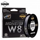 US $11.99 48% OFF|SeaKnight Monster W8 300M 8 Strands Fishing Line Multifilament Fishing PE Line 8 Weaves Strong Braided Wire 20LB 40LB 80LB 100LB-in Fishing Lines from Sports & Entertainment on Aliexpress.com | Alibaba Group