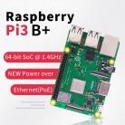 2454.76 руб. 29% СКИДКА|Оригинальный Raspberry Pi 3 Model B + RPI 3 B плюс с 1 Гб BCM2837B0 1,4 ГГц ARM Cortex A53 Поддержка Wi Fi 2,4 и Bluetooth 4,2-in Интегральные схемы from Электронные компоненты и принадлежности on Aliexpress.com | Alibaba Group