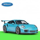US $16.99 |1:24 Welly Porsche 911 GT3 RS Diecast Model Car-in Diecasts & Toy Vehicles from Toys & Hobbies on AliExpress