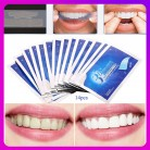 US $3.89 20% OFF|28Pcs/14Pair Teeth Whitening Strips 3D White Gel Tooth Dental kit Oral Hygiene Care Strip for false Teeth Veneers Dentist seks-in Teeth Whitening from Beauty & Health on Aliexpress.com | Alibaba Group
