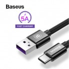 261.01 руб. |Кабель Baseus usb type C 5A для huawei P20 Pro Lite кабель для зарядки USB C Quick Charge 3,0 кабель для huawei P10 P9 Plus-in Кабели для мобильных телефонов from Мобильные телефоны и телекоммуникации on Aliexpress.com | Alibaba Group
