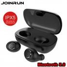 1649.24 руб. 62% СКИДКА|Joinrun TWS Bluetooth 5,0 In Ear Беспроводные Мини bluetooth наушники водостойкие спортивные умные наушники с зарядным устройством купить на AliExpress
