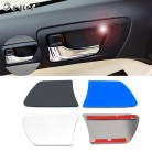 Ceyes 4pcs/lot Car Accessories Fit For Toyota Camry 2013 2014 2015 2016 Auto Door Bowl Handle Cover Trim Sticker Stainless Steel