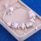 € 2.16 40% de réduction|ZOSHI Bracelets et Bracelets en Argent-in Charme Bracelets from Bijoux et Accessoires on Aliexpress.com | Alibaba Group