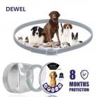 € 3.76 29% de réduction Dewel collier pour chien Anti puces tiques moustiques 8 mois Protection longue durée collier pour animaux de compagnie réglable en plein air-in Colliers from Maison & Jardin on Aliexpress.com   Alibaba Group