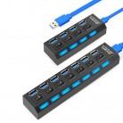 326.42 руб. 25% СКИДКА|EASYIDEA USB концентратор 3,0 4/7 портов Micro USB 3,0 концентратор разветвитель с адаптером питания USB hab высокая скорость 5 Гбит/с USB разветвитель 3 концентратор для ПК-in USB-хабы from Компьютер и офис on Aliexpress.com | Alibaba Group