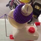 789.32 руб. 36% СКИДКА|Ручная шерстяная намотка держатель шариковый Койлер для нитки пряжи обмоточная машина прядильная машина Швейные аксессуары купить на AliExpress