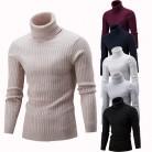753.07 руб. 48% СКИДКА|SHUJIN Весна теплый свитер с воротником для мужчин модные однотонные Трикотажные s свитеры для женщин 2018 повседневное Мужской Двойной воротни купить на AliExpress