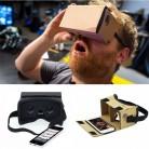 196.58 руб. 40% СКИДКА|DIY ультра чистый Google Cardboard VR BOX 2,0 виртуальной реальности 3D очки для iPhone смартфон компьютер gafas xiaomi Mi VR гарнитура-in Очки 3D/VR from Бытовая электроника on Aliexpress.com | Alibaba Group