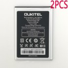 2PCS 2000mAh C5 Battery For OUKITEL C5 PRO / C5 Mobile Phone In Stock Latest Production High Quality Battery+Tracking Number
