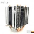 1125.12 руб. 20% СКИДКА|ARSYLID 3PIN 4 теплотрубки Процессор кулер 9 см вентилятор охлаждения для Intel LGA775 1151 1366 2011 вентилятор охлаждения для AMD AM3 AM4 вентилятор радиатора-in Вентиляторы и охлаждение from Компьютер и офис on Aliexpress.com | Alibaba Group