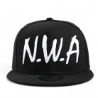 US $4.89 30% OFF|2017 new Compton men&women Snapback sport Baseball Cap Vintage Black NWA letter Gangsta Hip hop hat-in Men's Baseball Caps from Apparel Accessories on Aliexpress.com | Alibaba Group